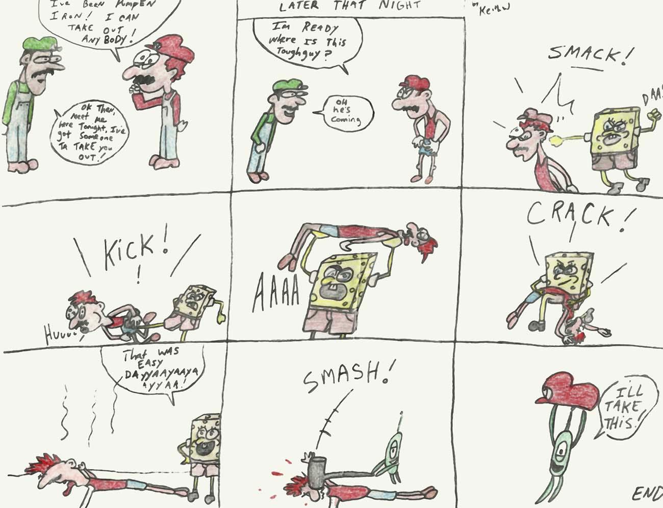 Lugi vs. Mario: #1