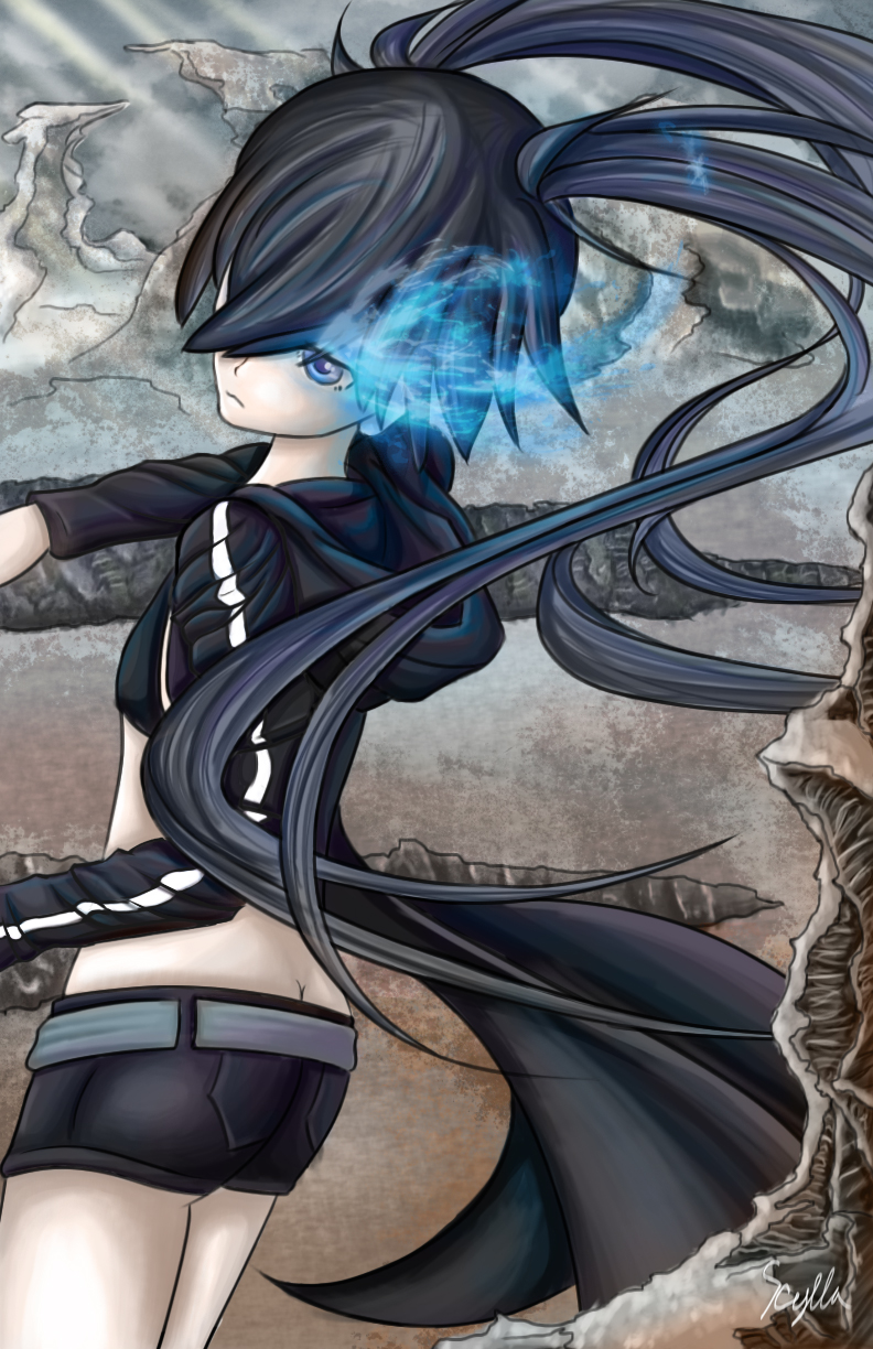 Flame - Black Rock Shooter