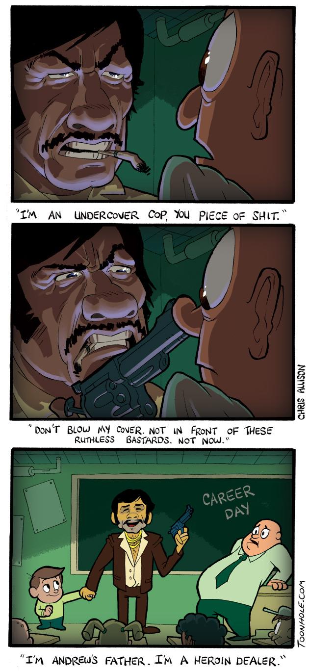 Undercover Cop