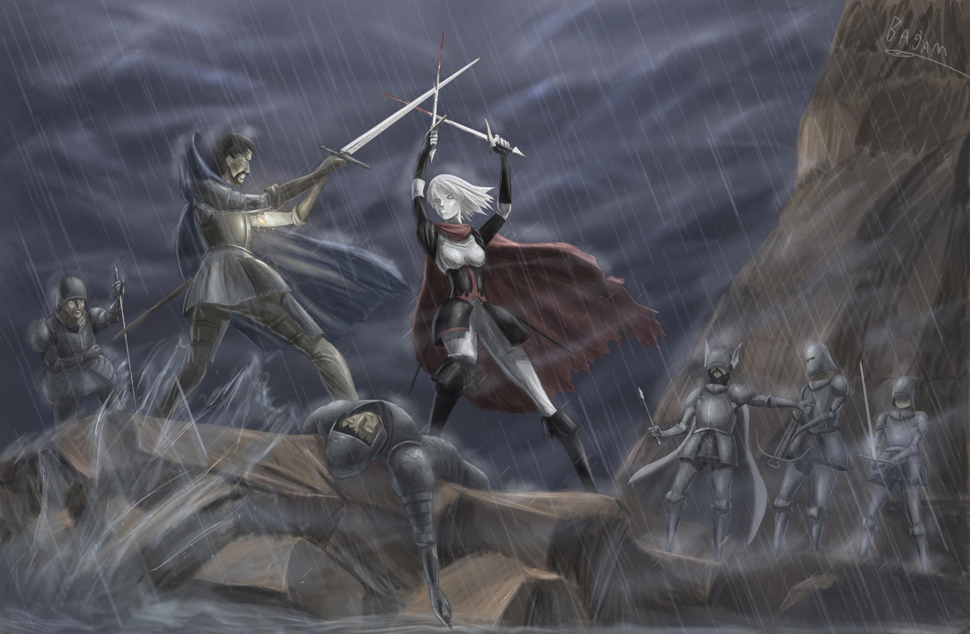 Storm Duel