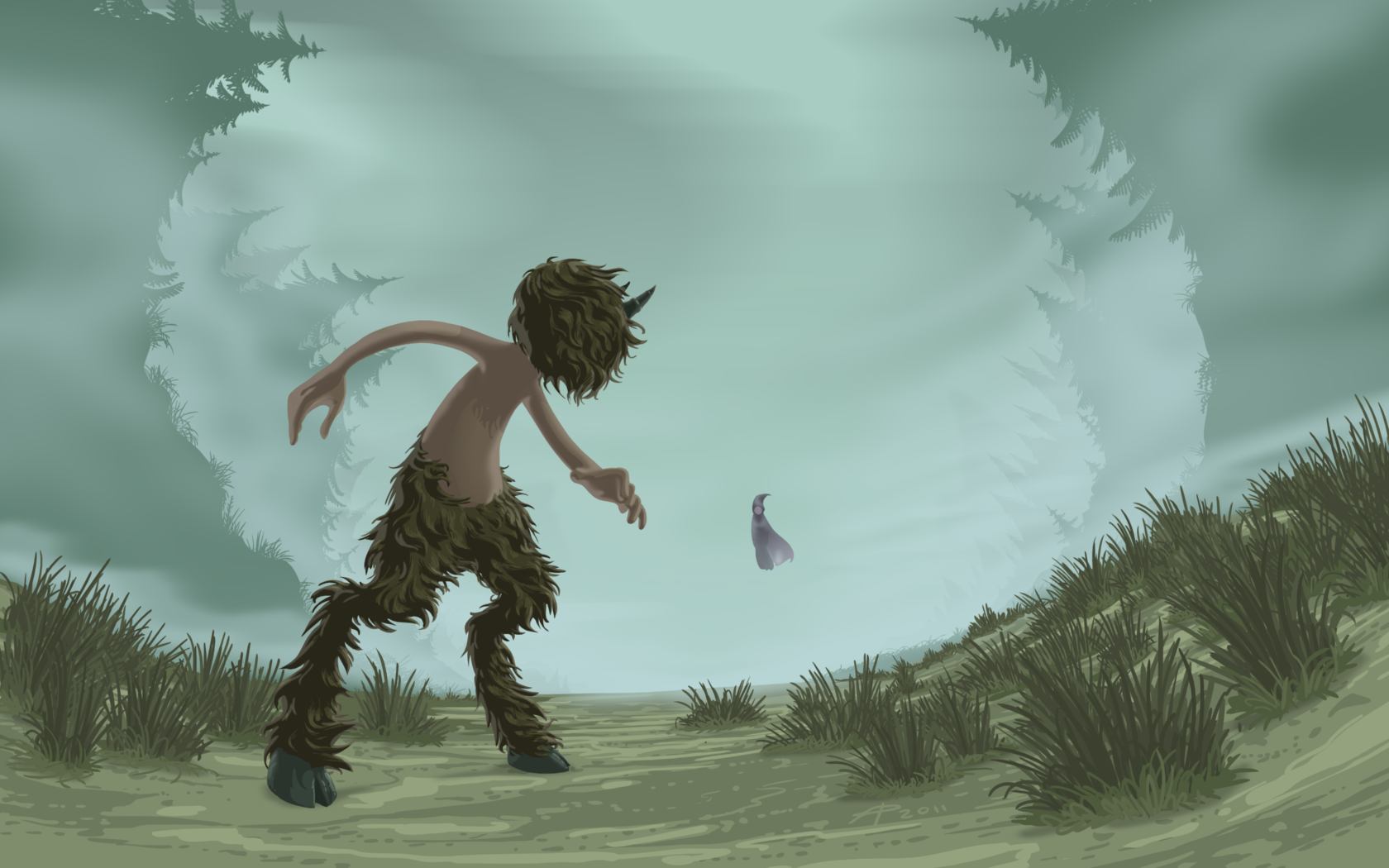 Dashkin and the Viccan