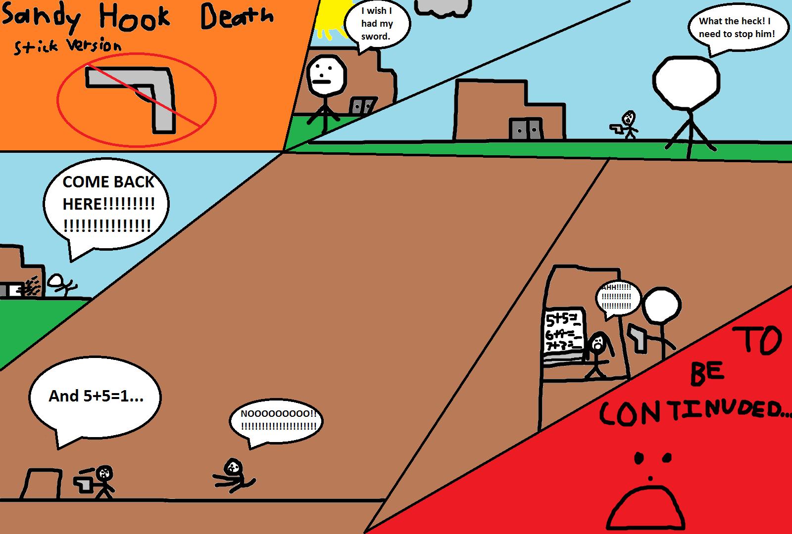 Sandy Hook Death 1