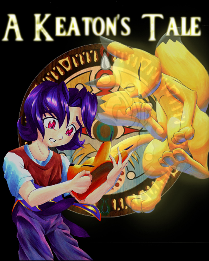 A Keaton's Tale (Front Page)