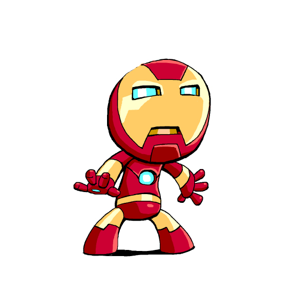 Iron Chibi