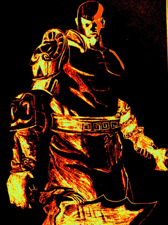 Lava Kratos