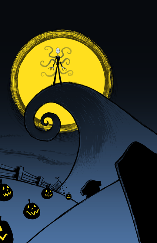 Nightmare Before Slender