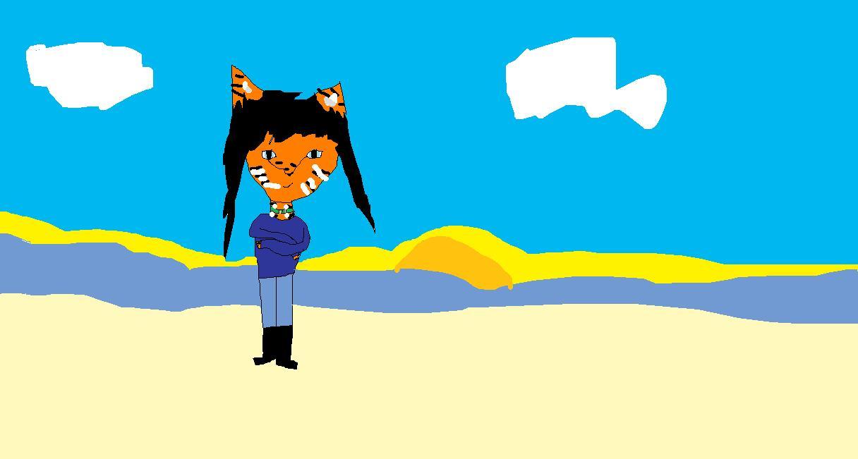 My Little feline humanoid 8D