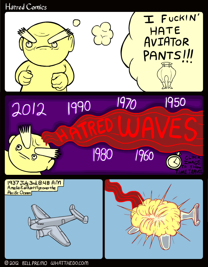 Hatred Comics