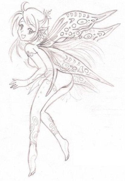 Fly fairy fly!