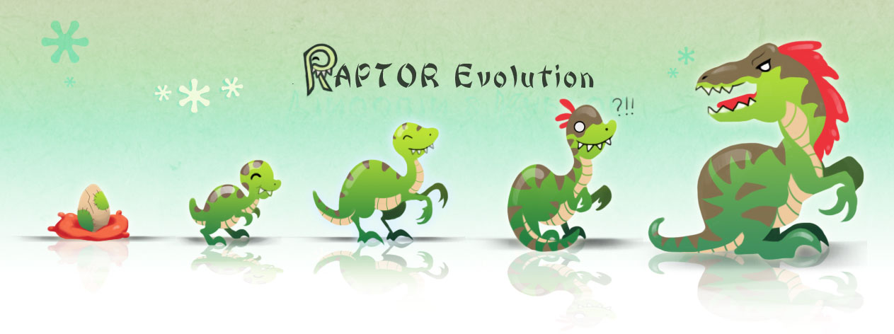 Raptor Evolution