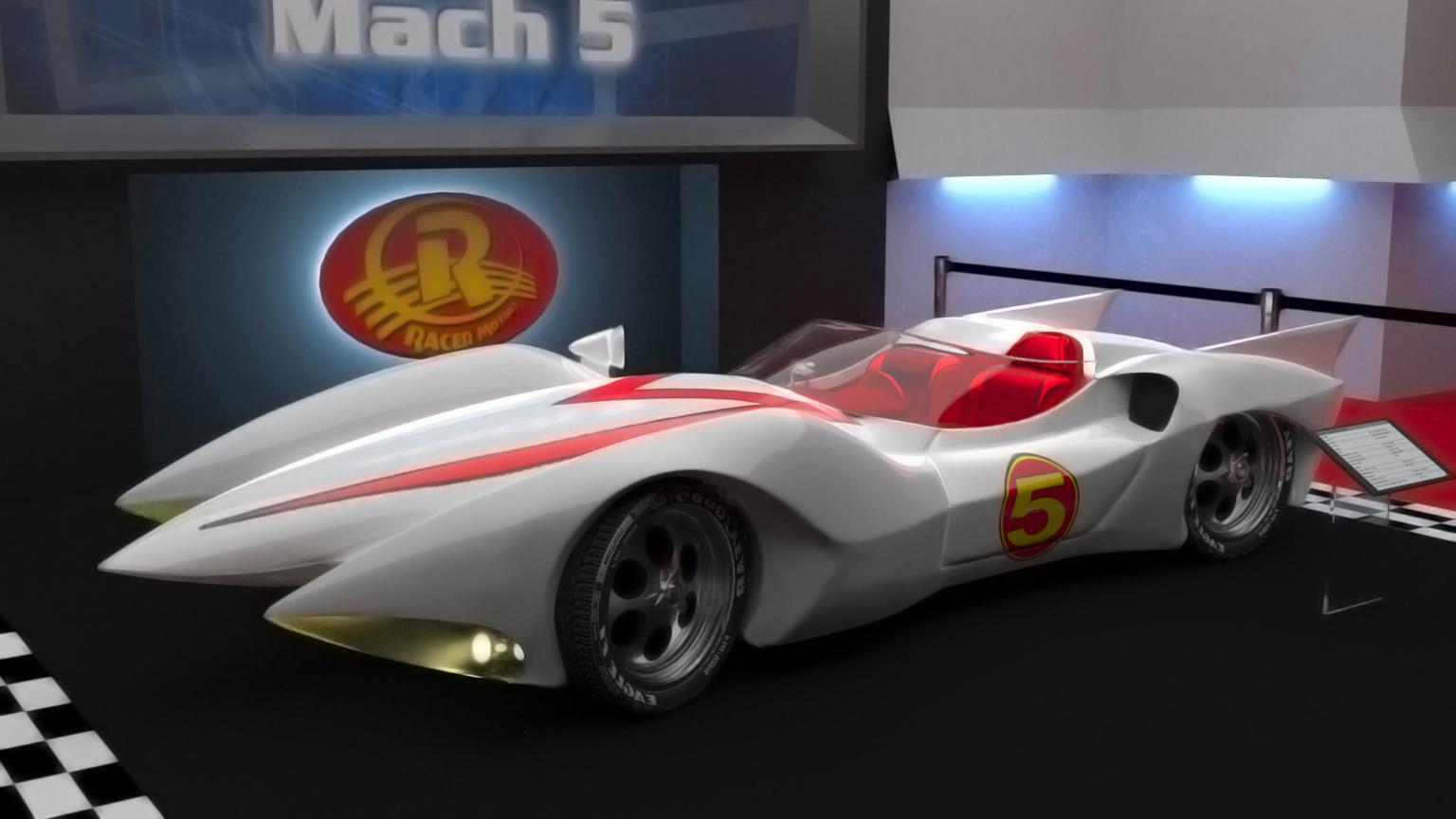 Mach 5 Redux