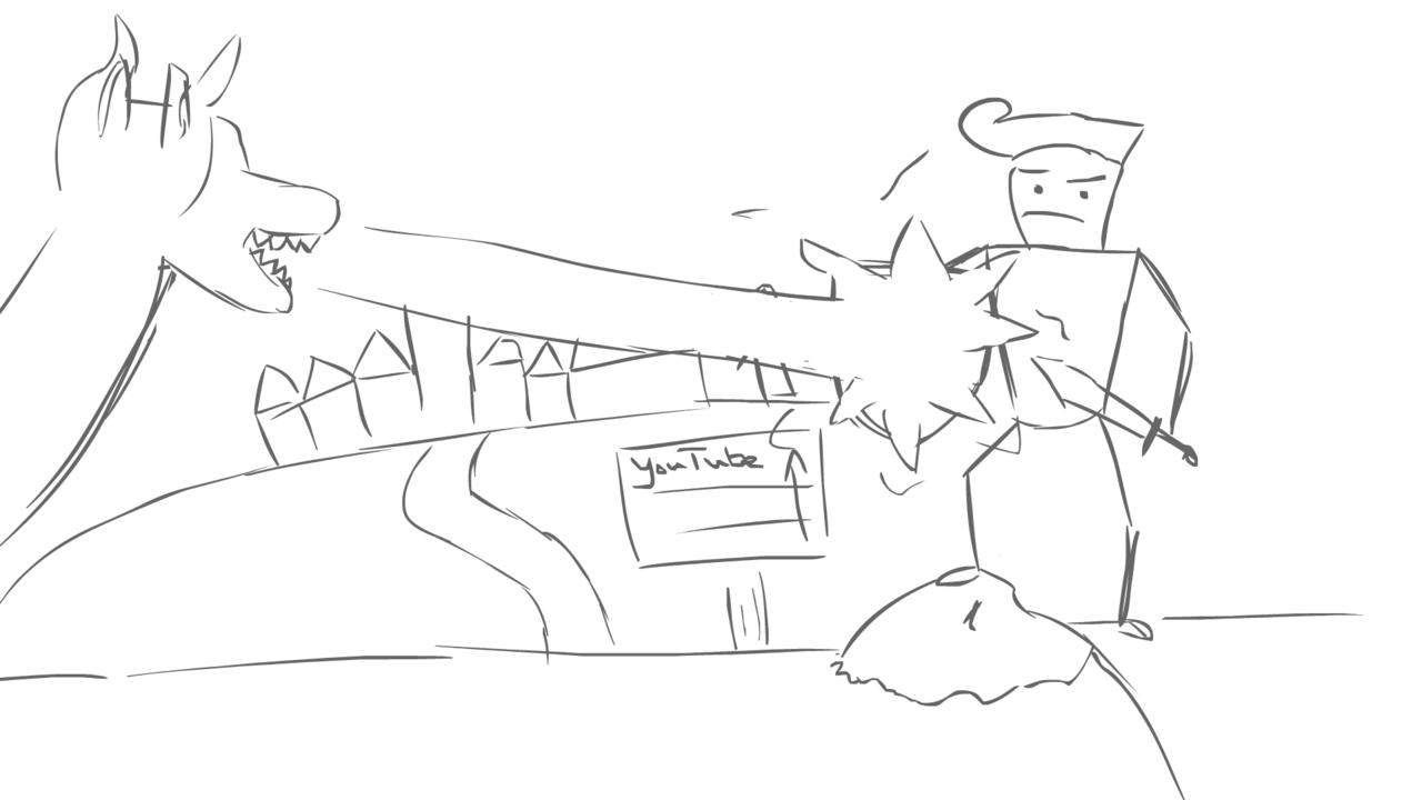 Sloppy Sketches