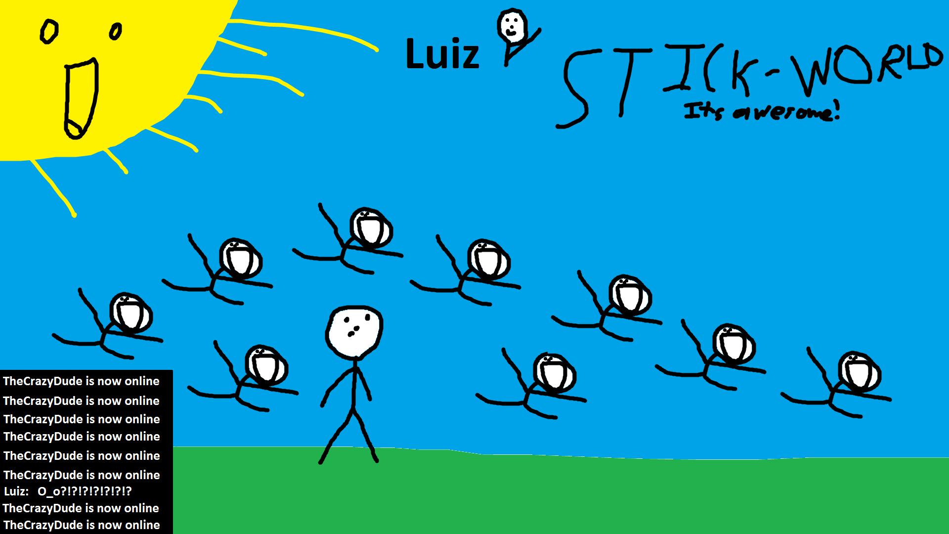 Stick World 1#