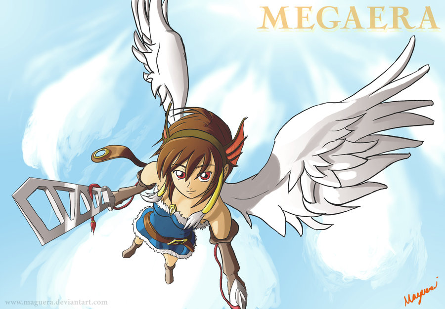 Megaera - Golden Sun