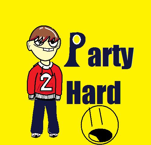 P Is For Party Hard