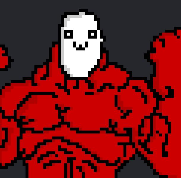 Pixelated ShyGuy Two