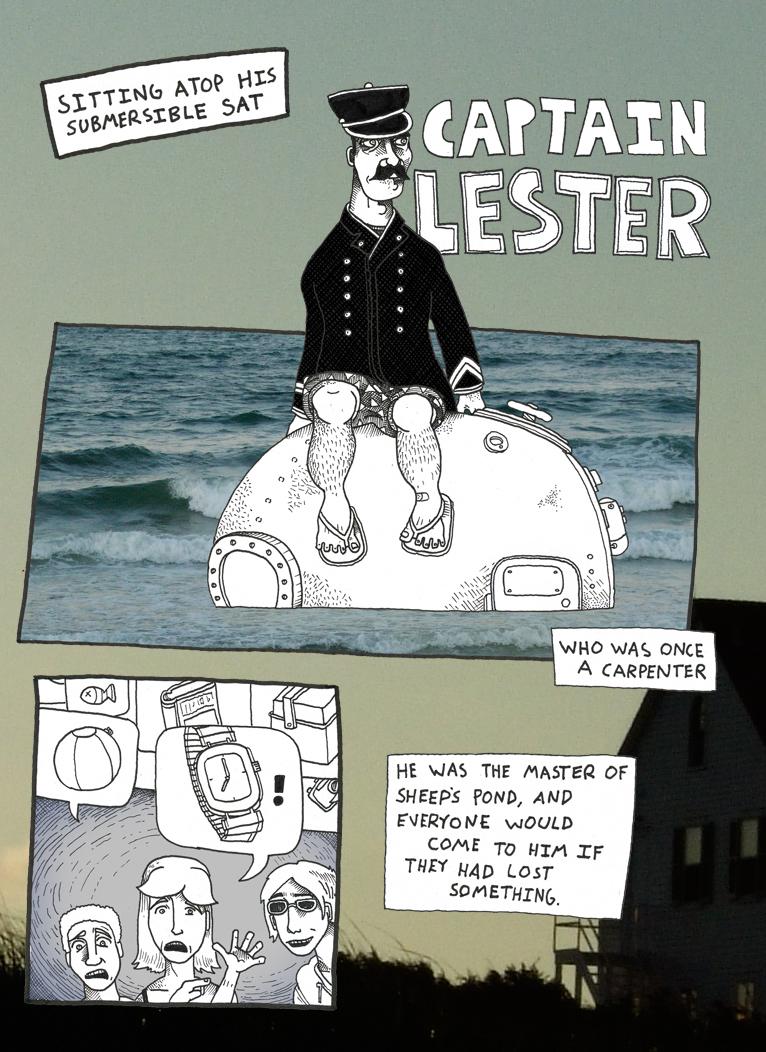 Captain Lester 1