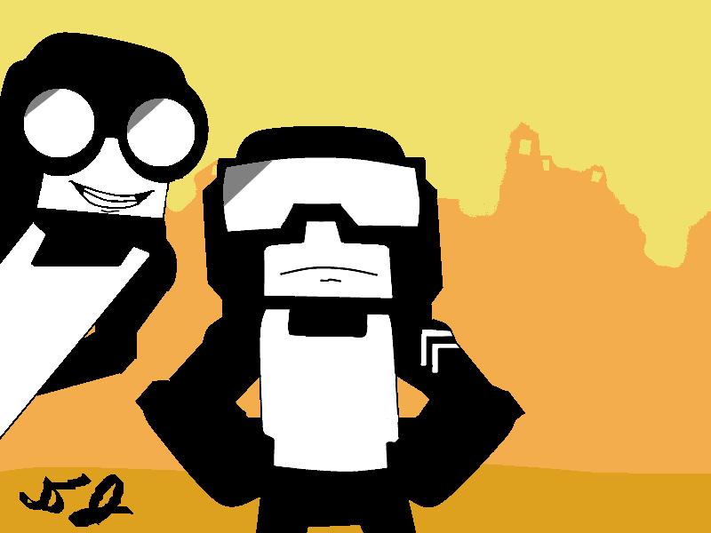 Captain and Steve
