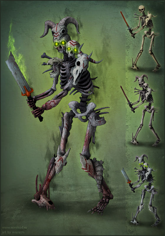 Undead Creature