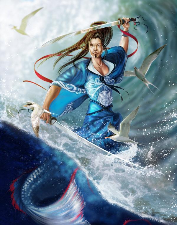 Healer of Water