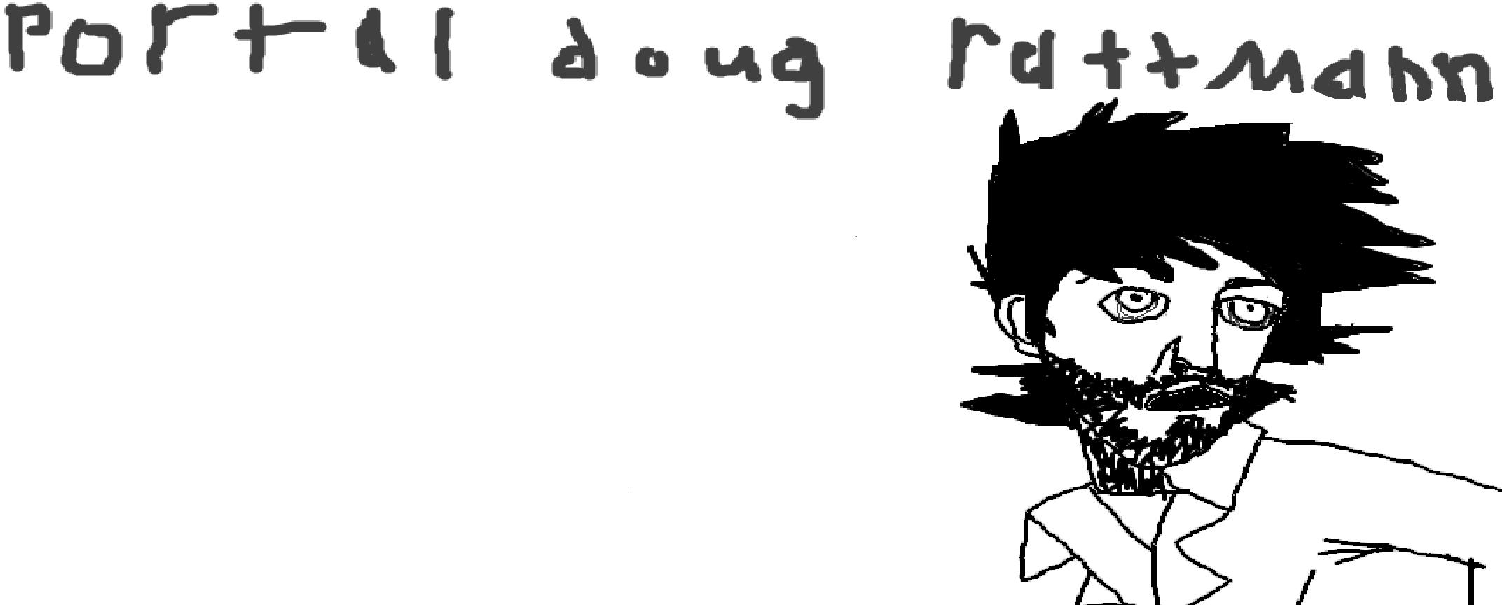 Portal Doug Rattmann