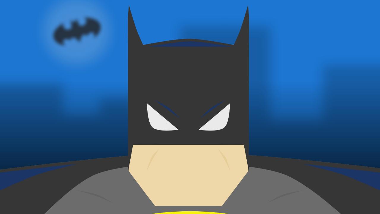 Batman Minimalistic... or so..
