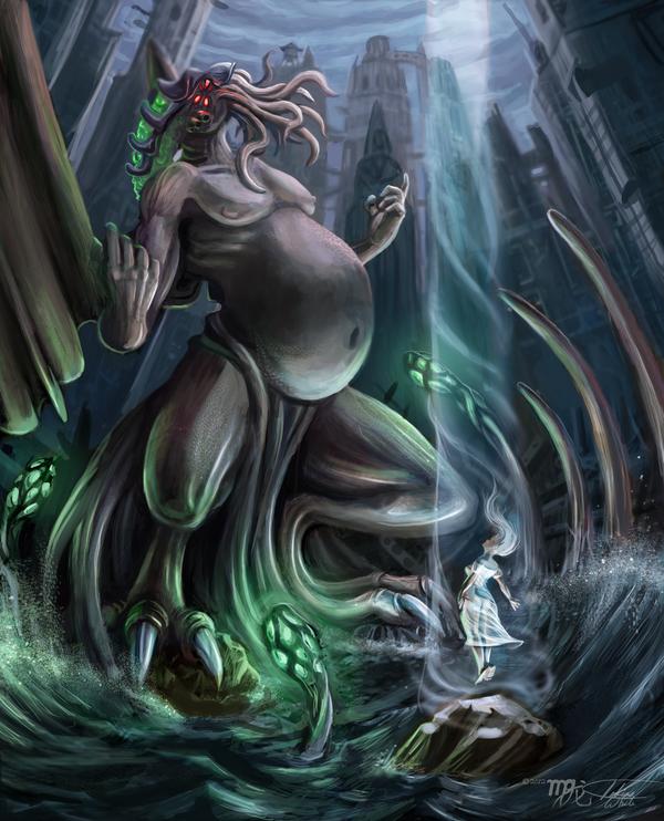 Cthulhu Rising: Defiance