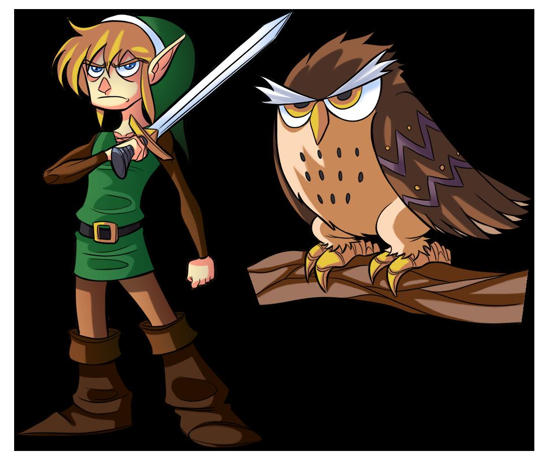 Link & Owl