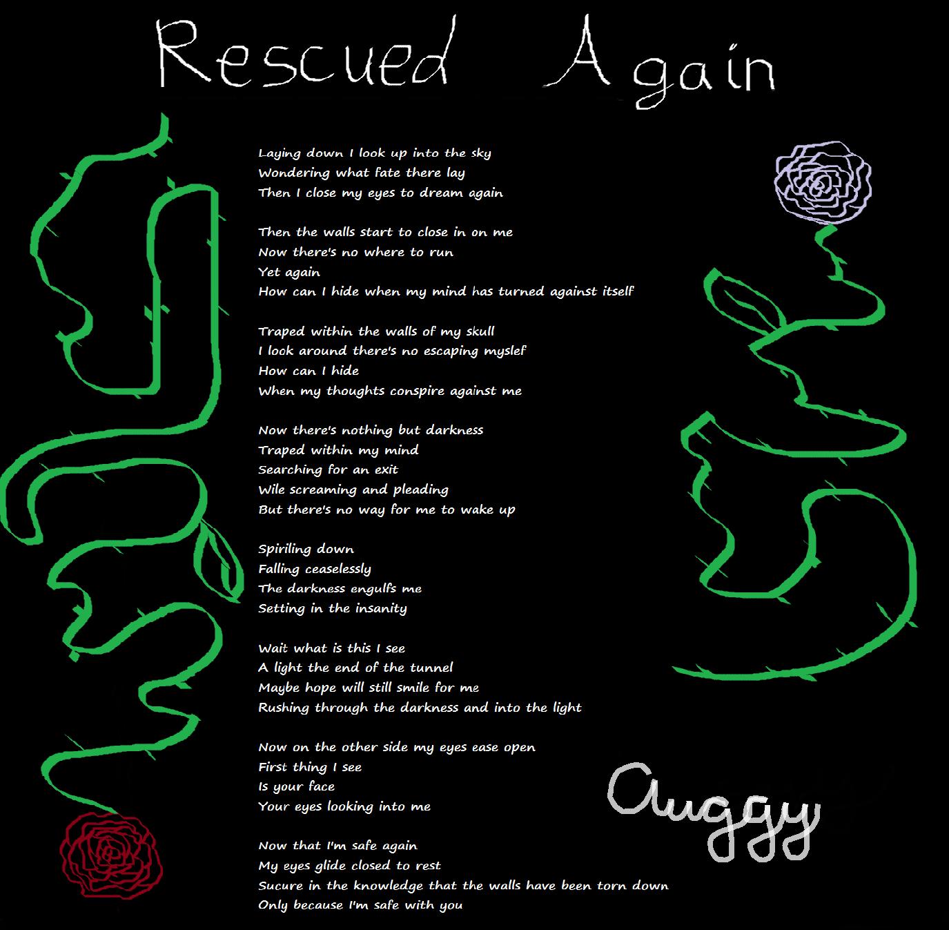 Rescued Again