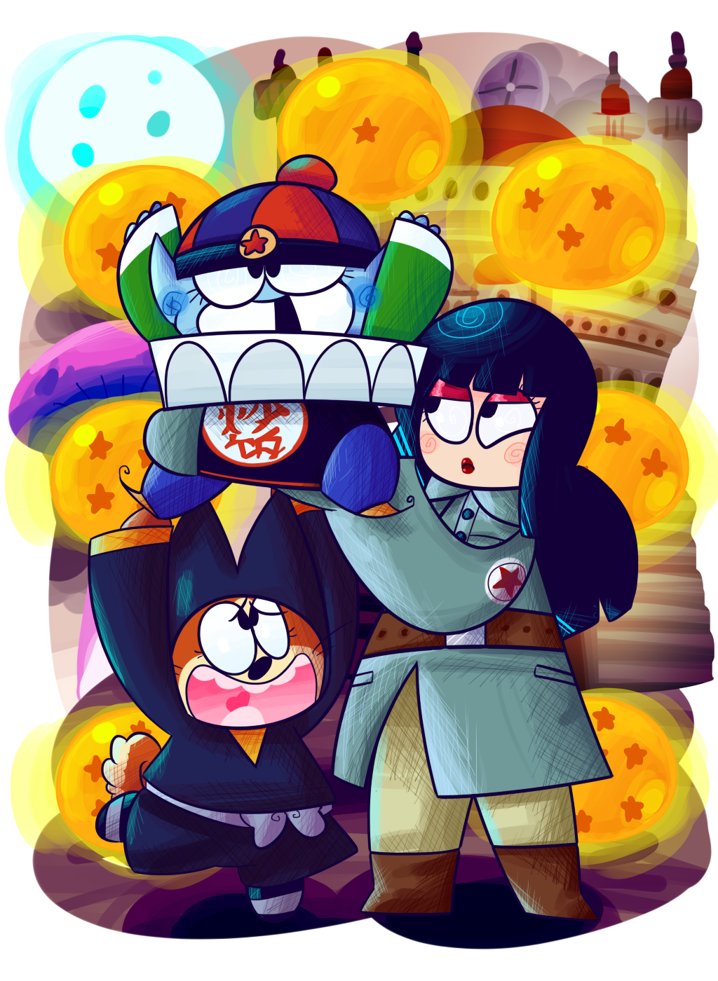 Pilaf AND Pals