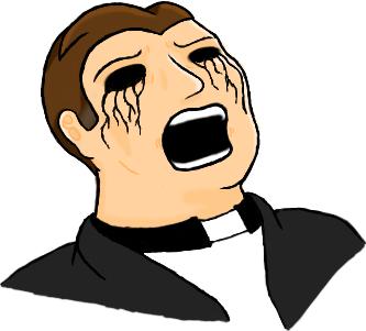 Possessed Priest