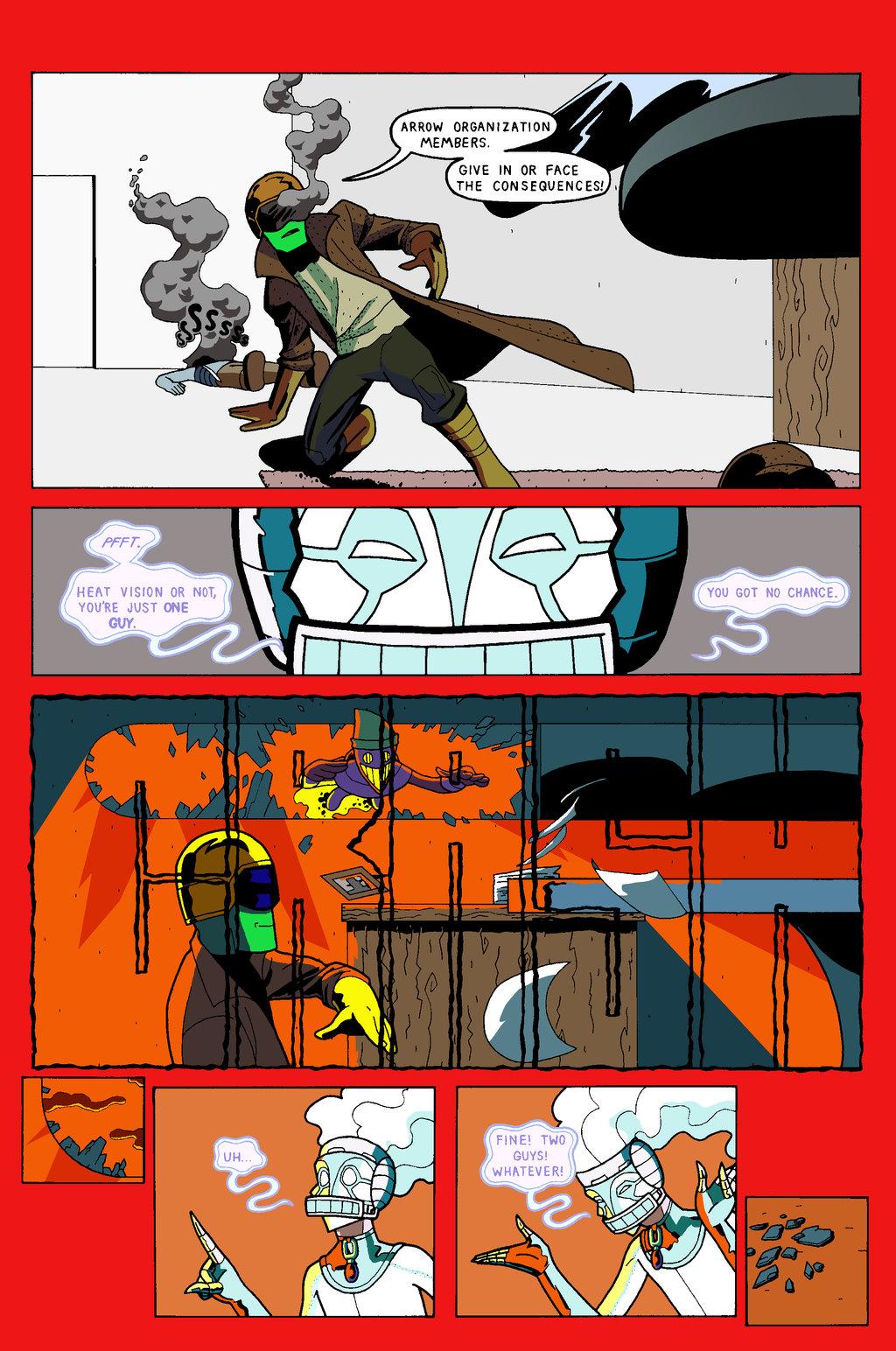 Zeylon Defenders pg.9