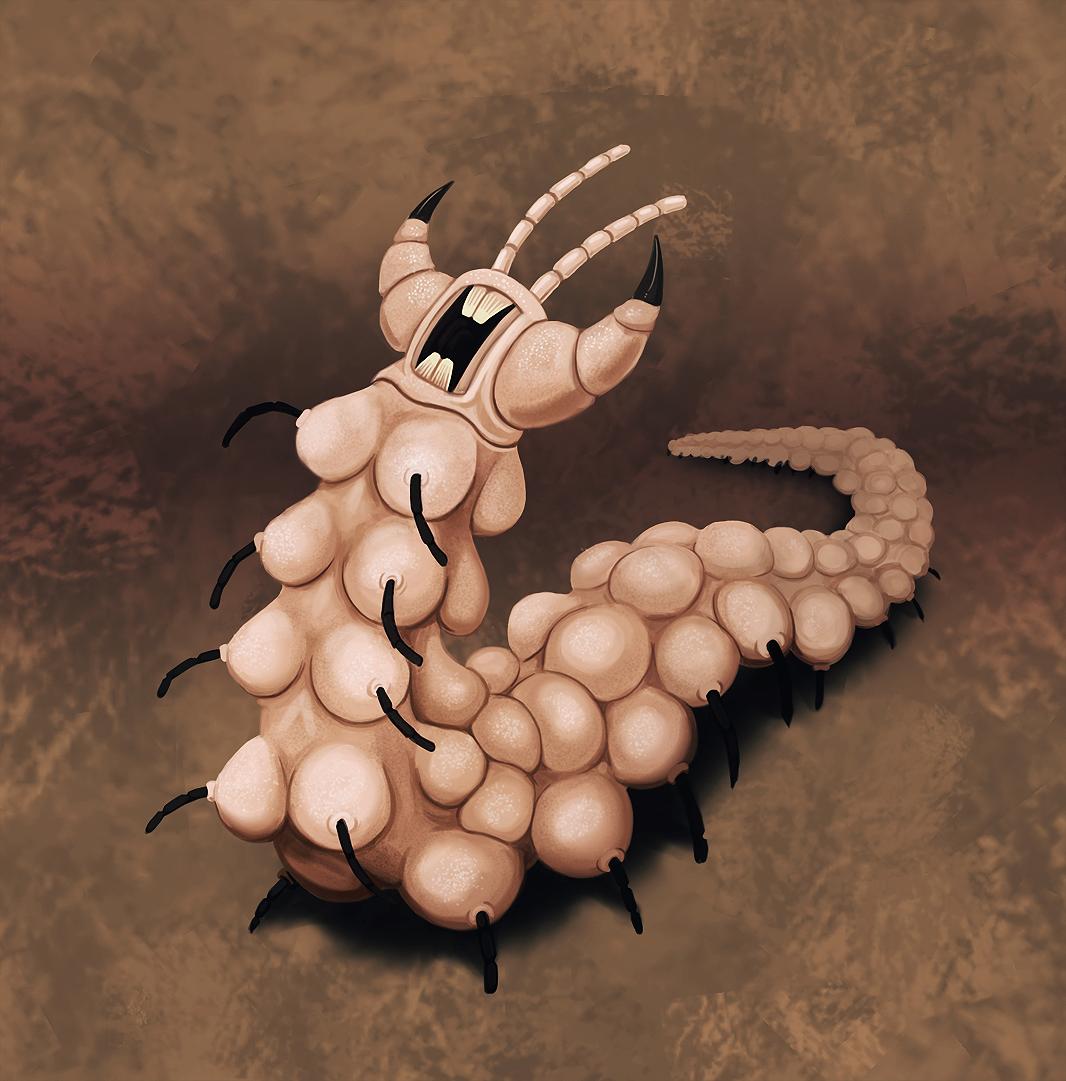 Centipede Concept