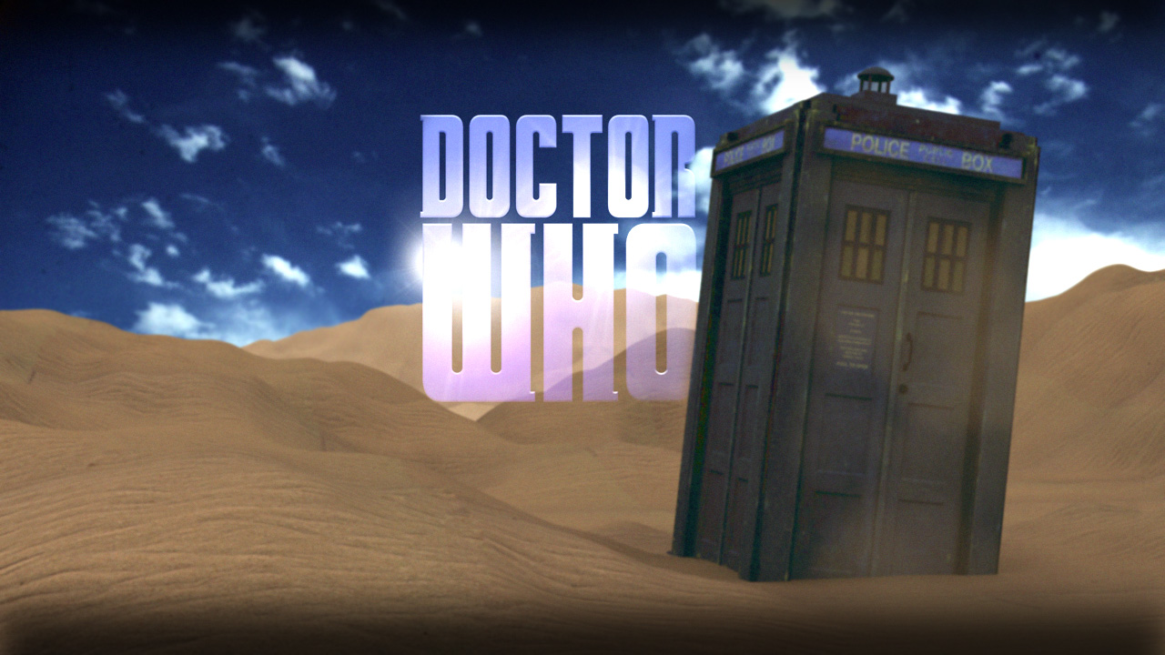 Doctor Who - On Arrakis