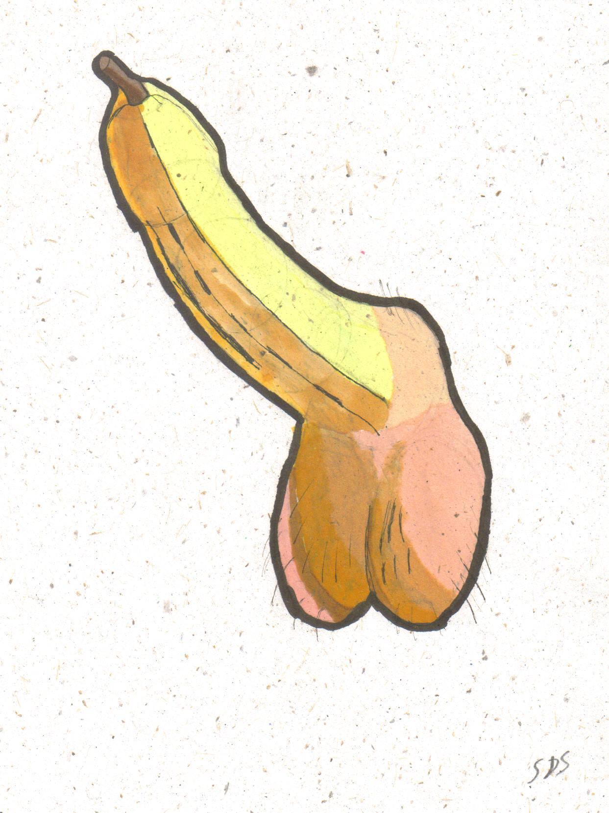 Banana Pecker
