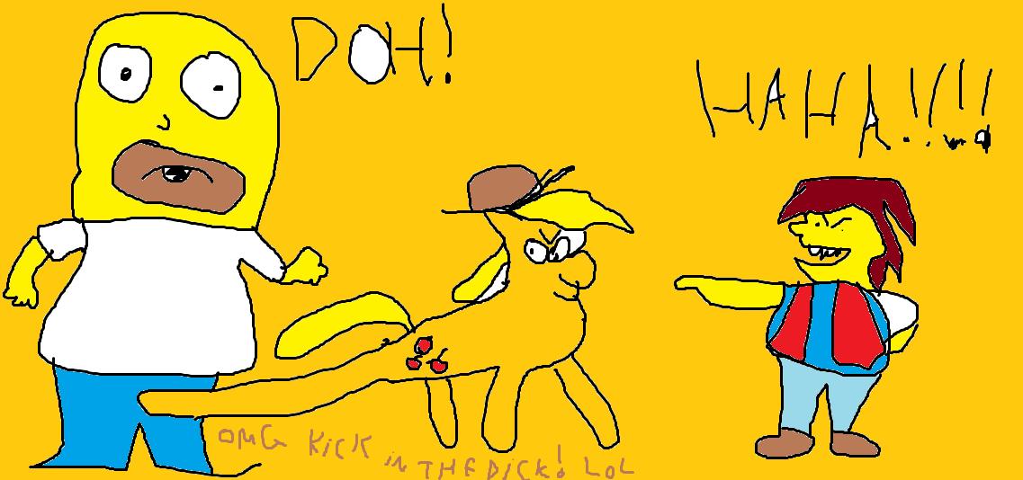 Pony vs Simpson