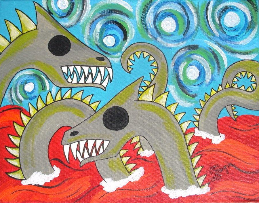 Lake Creatures