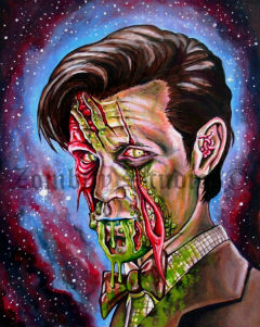 Doctor Who, Matt Smith Zombie