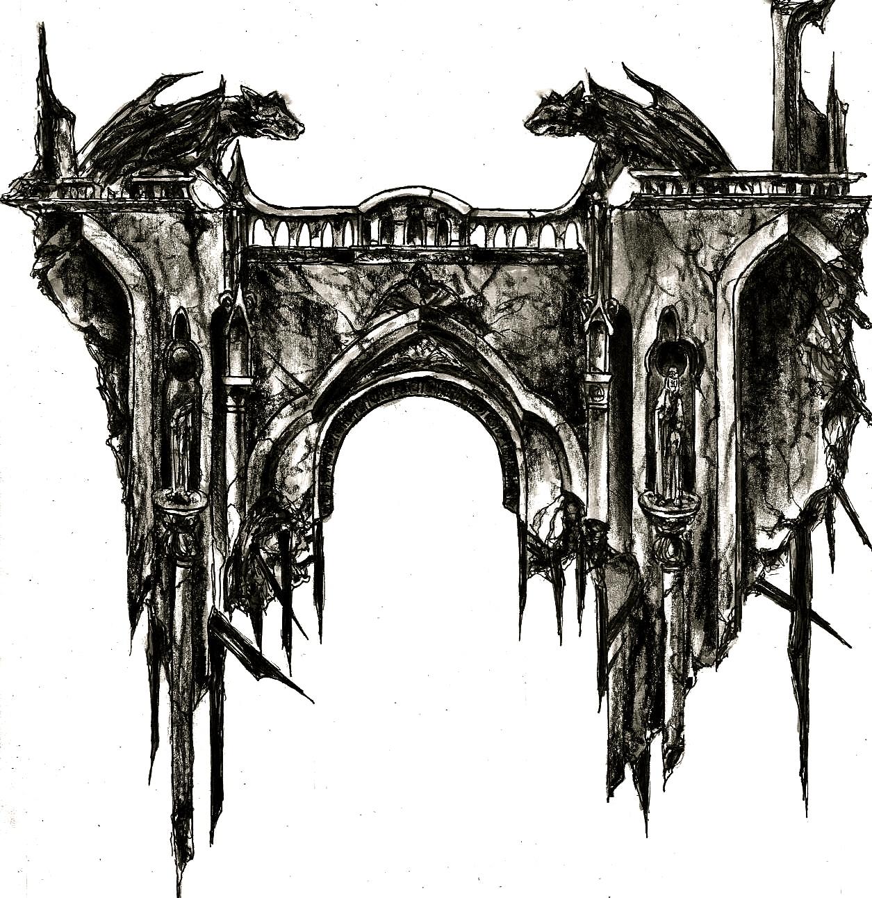 Gothic Facade