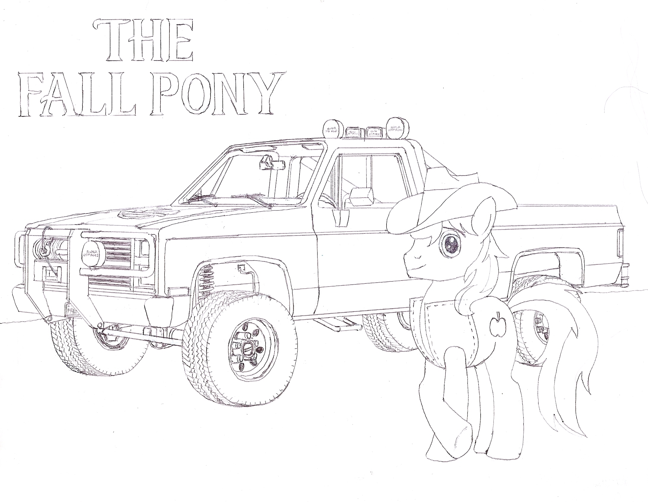 The Fall Pony