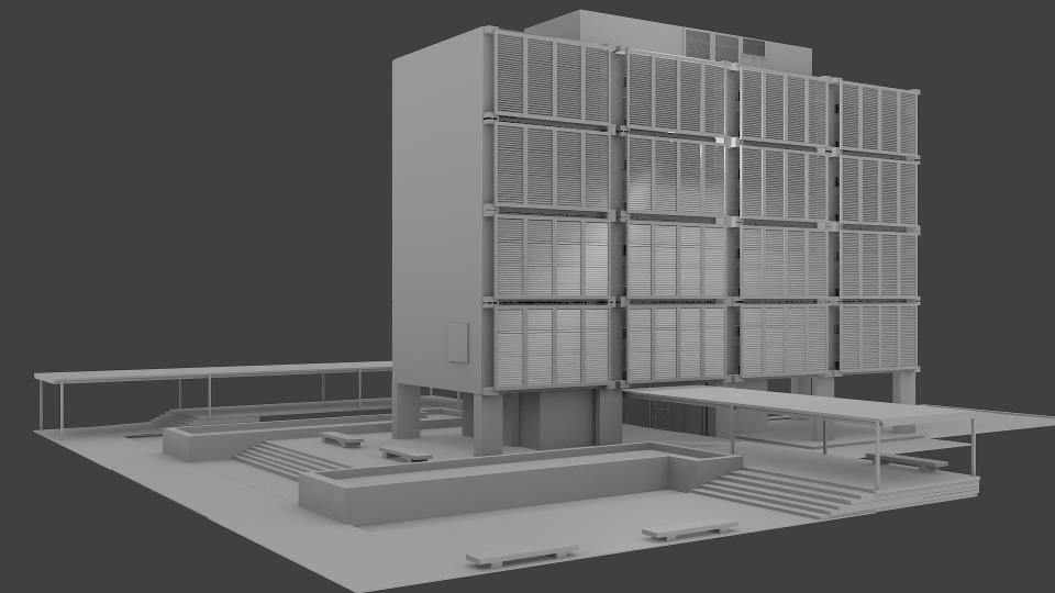 Architectural Skyscraper
