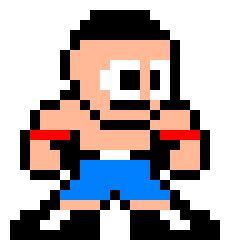 John Cena 8-bit