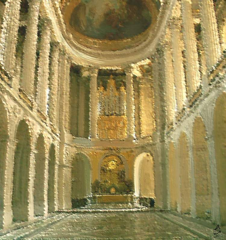 Chapel of Versailles