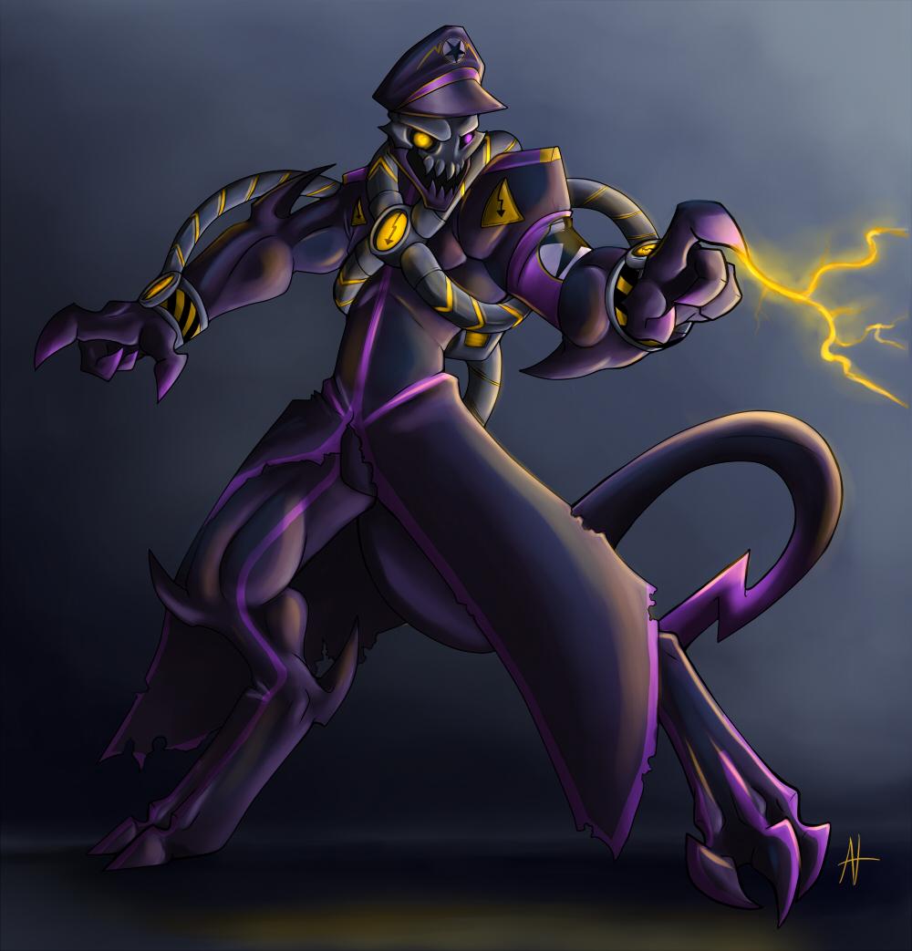Count Blitzkrieg
