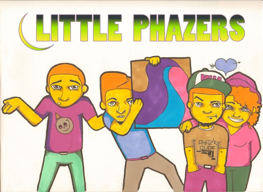 LITTLE PHAZERS