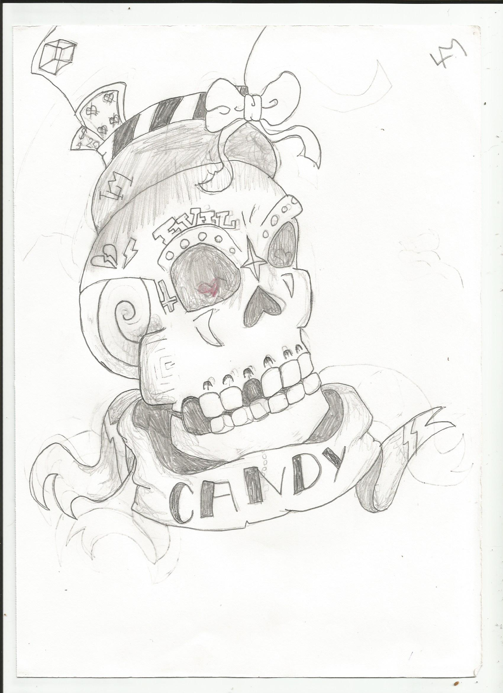 not candy