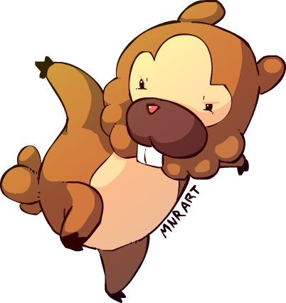 Bidoof I choose you