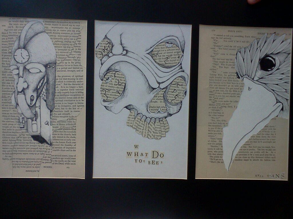 series of three