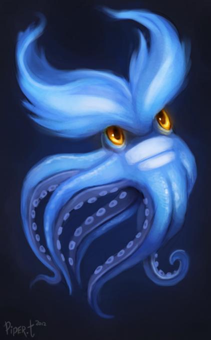Squid - 25 Minutes