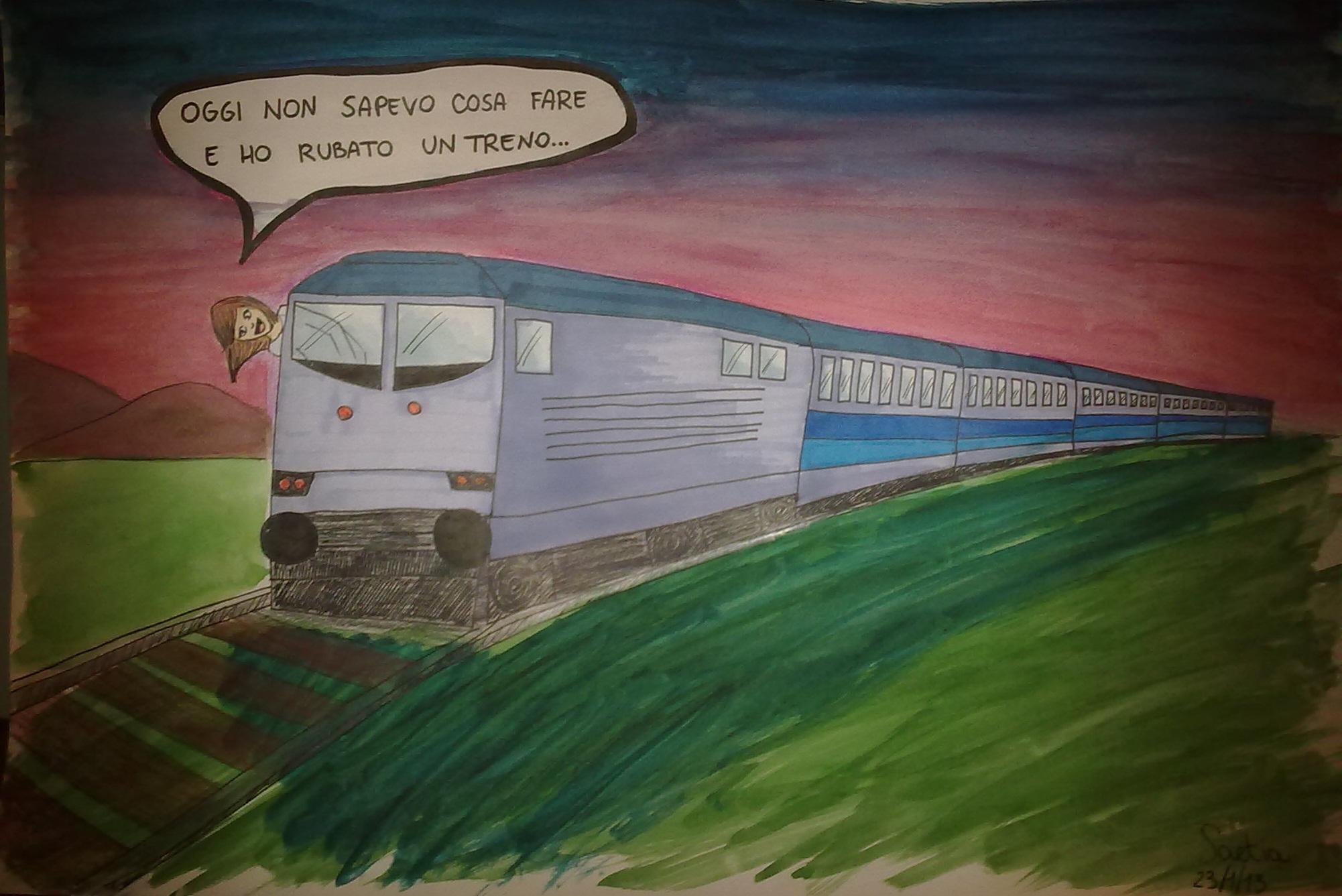 The train of destiny